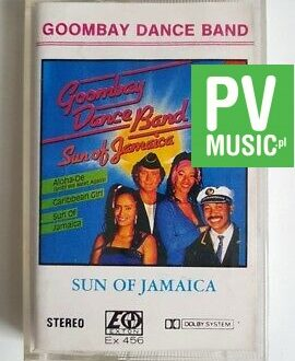 GOOMBAY DANCE BAND SUN OF JAMAICA audio cassette