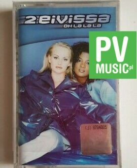 2 EIVISSA OH LALALA audio cassette