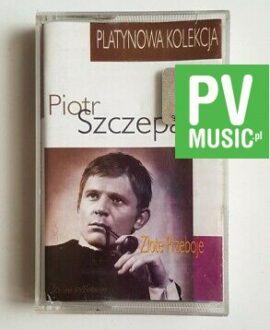 PIOTR SZCZEPANIK ZŁOTE PRZEBOJE audio cassette