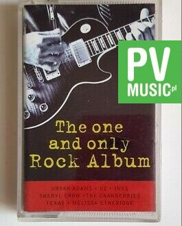 THE ONE AND ONLY ROCK ALBUM U2, BRYAN ADAMS.. audio cassette
