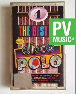 DISCO POLO THE BEST BAYER FULL, KOLOR.. audio cassette