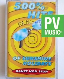 DANCE NON STOP ALEXIA, DJ DADO.. audio cassette
