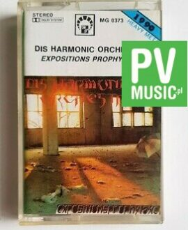 DISHARMONIC ORCHESTRA EXPOSITIONSPROPHYLAXE audio cassette
