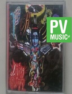 LIVING COLOUR  PRIDE    audio cassette