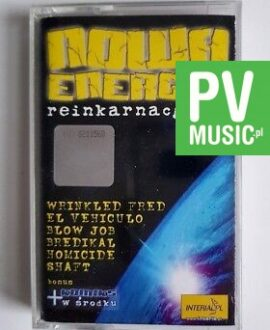 NOWA ENERGIA REINKARNACJA; WRINKLED FRED audio cassette
