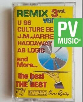 THE BEST OF THE BEST AB LOGIC, J.M. JARRE.. audio cassette