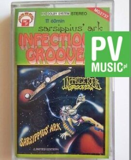 INFECTIOUS GROOVES SARSIPPIUS' ARK audio cassette
