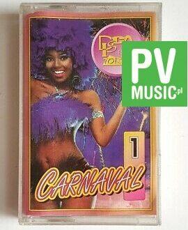 DISCO TORINO CARNAVAL vol.1 TATJANA, TRINI LOPEZ.. audio cassette