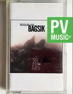 BOGUSŁAW BAGSIK 2B IN ART audio cassette