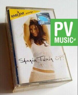 SHANIA TWAIN UP! 2xMC audio cassette