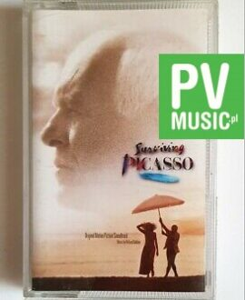 SURVIVING PICASSO SOUNDTRACK audio cassette
