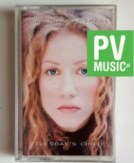 AMANDA MARSHALL TUESDAY'S CHILD audio cassette