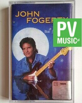 JOHN FOGERTY BLUE MOON SWAMP audio cassette