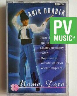 ANIA DRABEK MAMO, TATO audio cassette