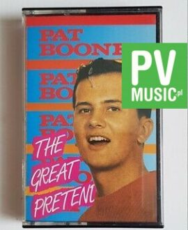 PAT BOONE THE GREAT PRETEND audio cassette