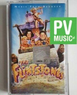 THE FLINTSTONES MUSIC FROM BEDROCK audio cassette