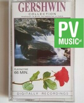 GERSHWIN COLLECTION audio cassette