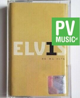 ELVIS PRESLEY 30 # 1 HITS audio cassette