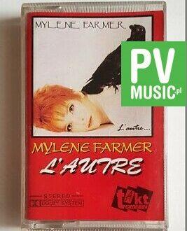 MYLENE FARMER L'AUTRE audio cassette