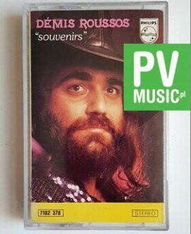 DEMIS ROUSSOS SOUVENIRS audio cassette