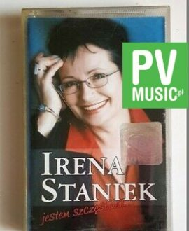 IRENA STANIEK JESTEM SZCZĘŚLIWA audio cassette