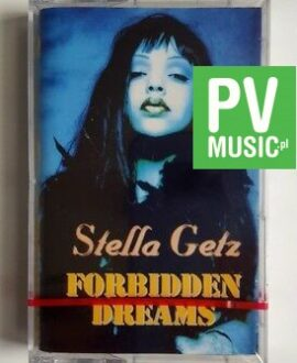 STELLA GETZ FORBIDDEN DREAMS audio cassette