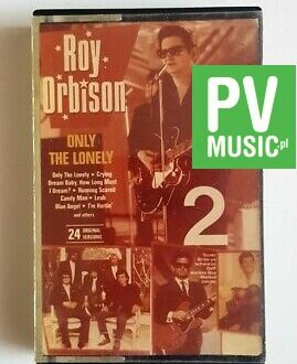 ROY ORBISON ONLY THE ONLY audio cassette