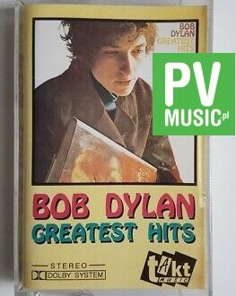 BOB DYLAN GREATEST HITS audio cassette