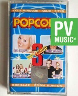 POPCORN KYLIE MINOGUE, KELIS audio cassette