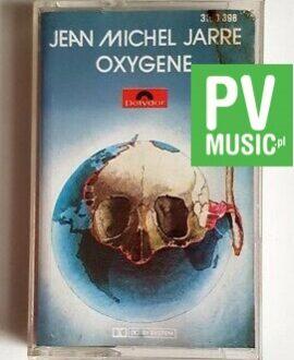 JEAN MICHEL JARRE OXYGENE audio cassette