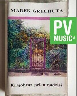 MAREK GRECHUTA KRAJOBRAZ PEŁEN NADZIEI audio cassette