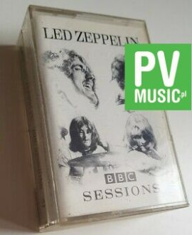 LED ZEPPELIN BBC SESSIONS 2xMC audio cassette