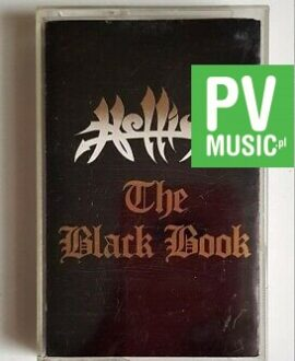 HELLION THE BLACK BOOK audio cassette