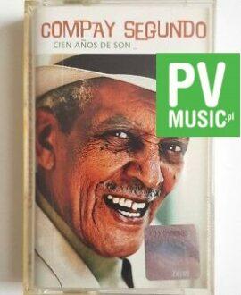 COMPAY SEGUNDO CIEN ANOS DE SON audio cassette