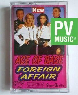 ACE OF BASE FOREIGN AFFAIR audio cassette