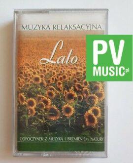 MUZYKA RELAKSACYJNA LATO audio cassette