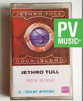 JETHRO TULL ROCK ISLAND audio cassette