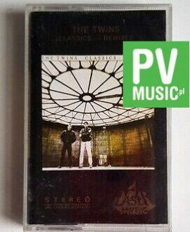 THE TWINS CLASSICS - REMIXED audio cassette