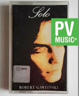 R.GAWLIŃSKI SOLO audio cassette