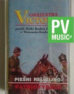 ORKIESTRA VICTORIA PIEŚNI RELIGIJNO - PATRIOTYCZNE      audio cassette