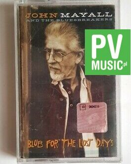 JOHN MAYALL BLUES FOR THE LOST DAYS audio cassette