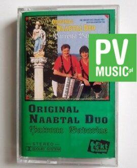 ORIGINAL NAABTAL DUO PATRONA BAVARIAE audio cassette