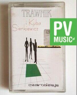 TRAWNIK I KUBA SIENKIEWICZ CZARODZIEJE audio cassette