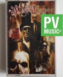 DISMAL EUPHONY ALL LITTLE DEVILS audio cassette