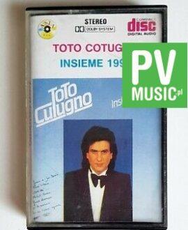 TOTO CUTUGNO INSIEME 1992 audio cassette