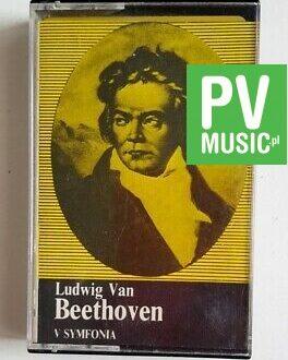 BEETHOVEN 5 SYMFONIA audio cassette