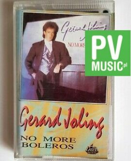 GERARD JOLING NO MORE BOLEROS audio cassette