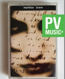 MARILLION BRAVE audio cassette