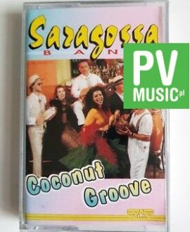 SARAGOSSA BAND COCONUT GROOVE audio cassette