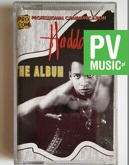 HADDAWAY THE ALBUM audio cassette